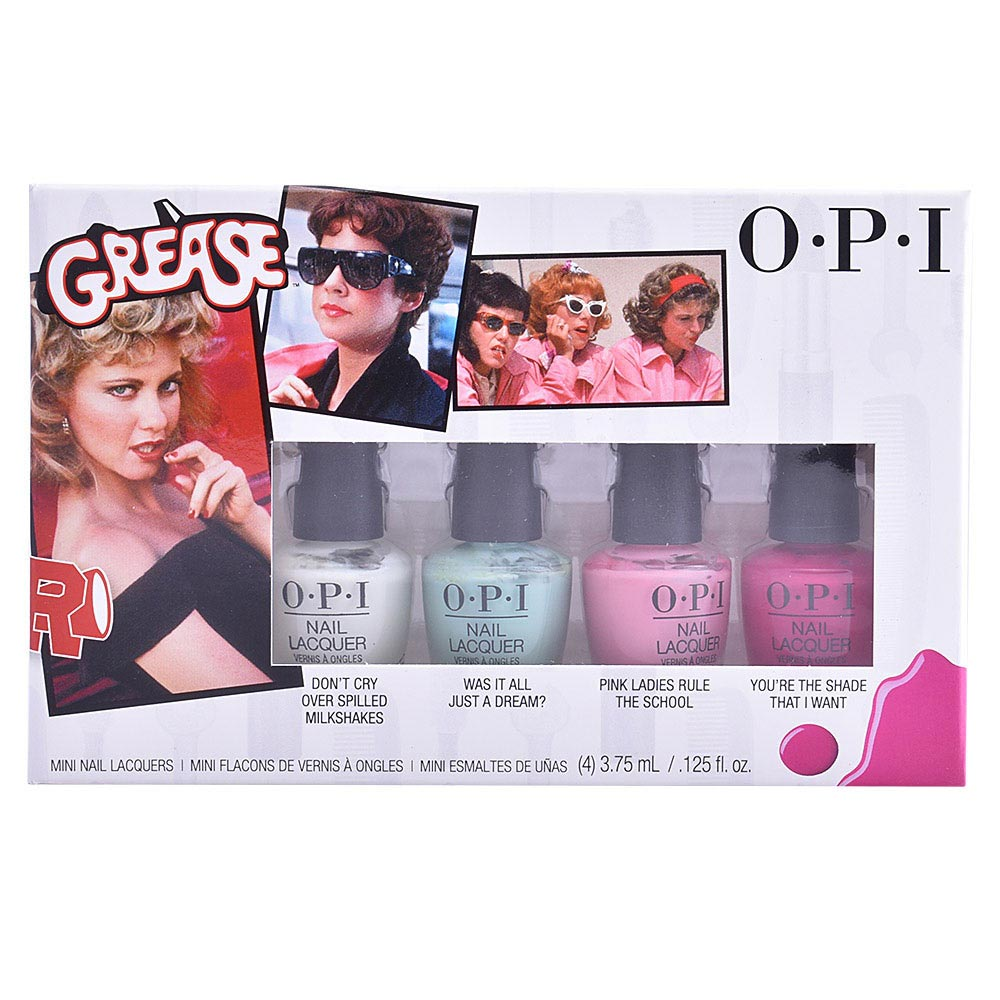 NAIL LACQUER GREASE COLLECTION GIFTSET