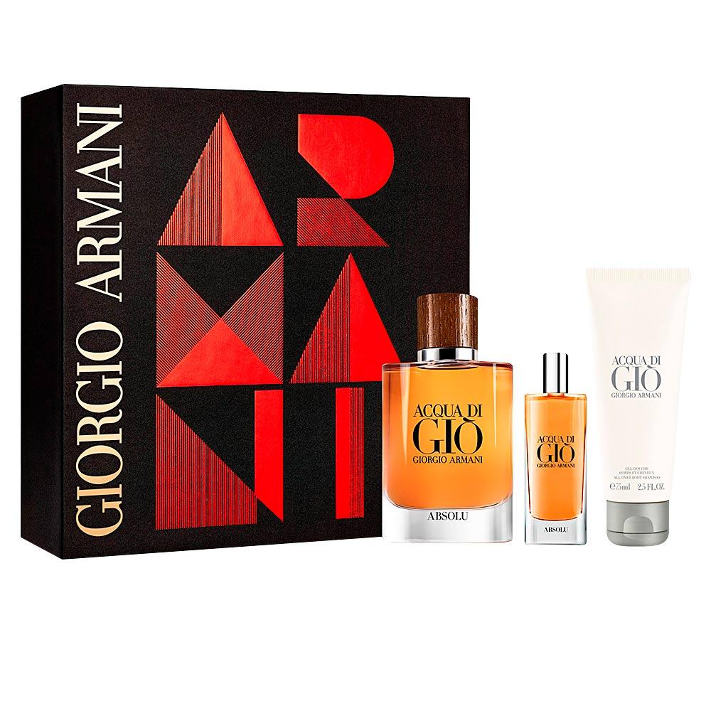 Giorgio Armani Eau De Parfum Acqua Di Giò Absolu Set Products