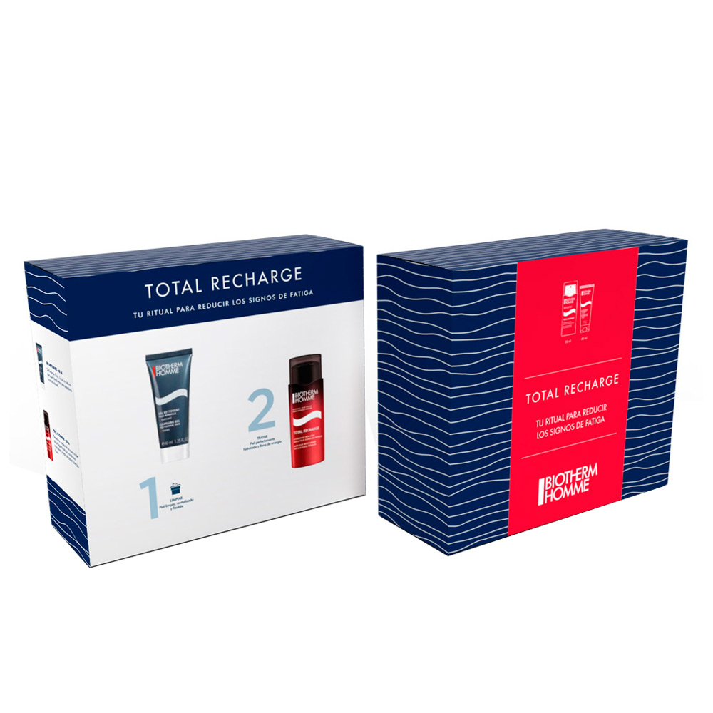 HOMME TOTAL RECHARGE LOTE