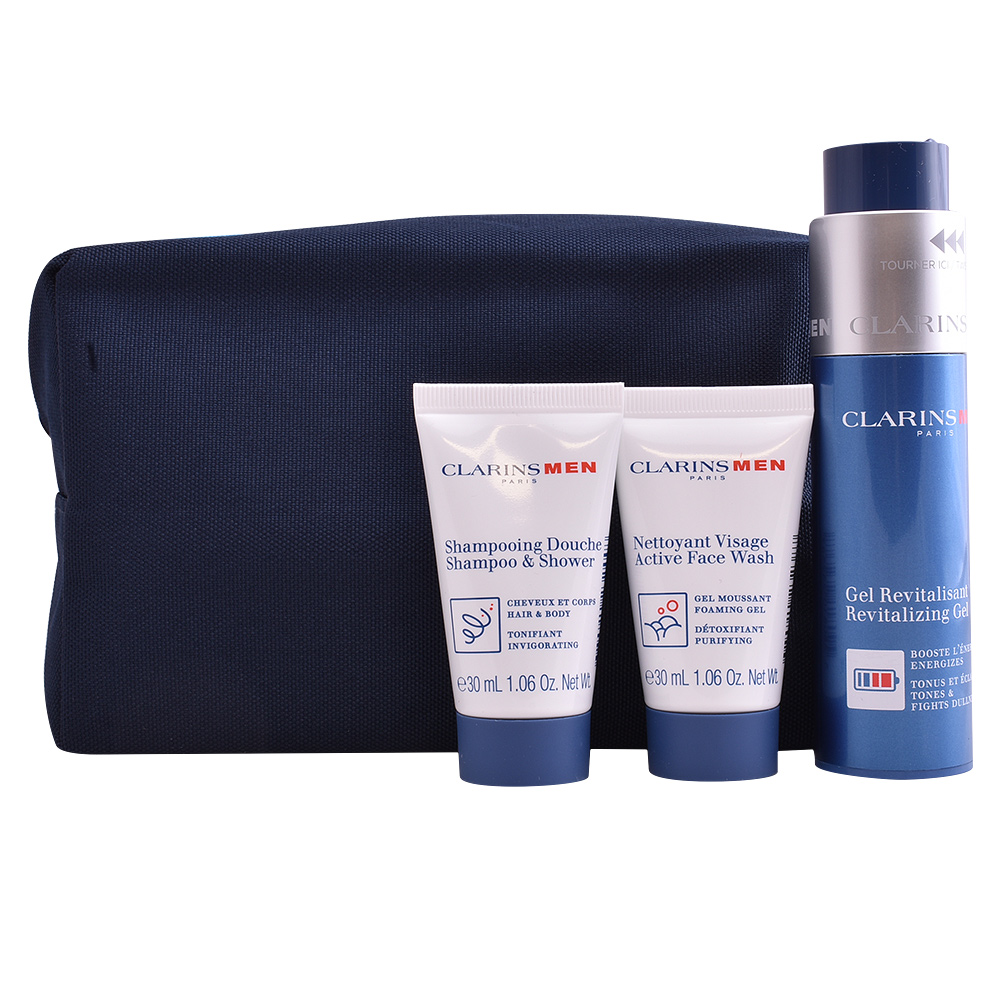 MEN GEL REVITALISANT SET