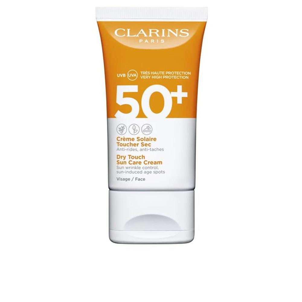 SOLAIRE crème toucher sec SPF50
