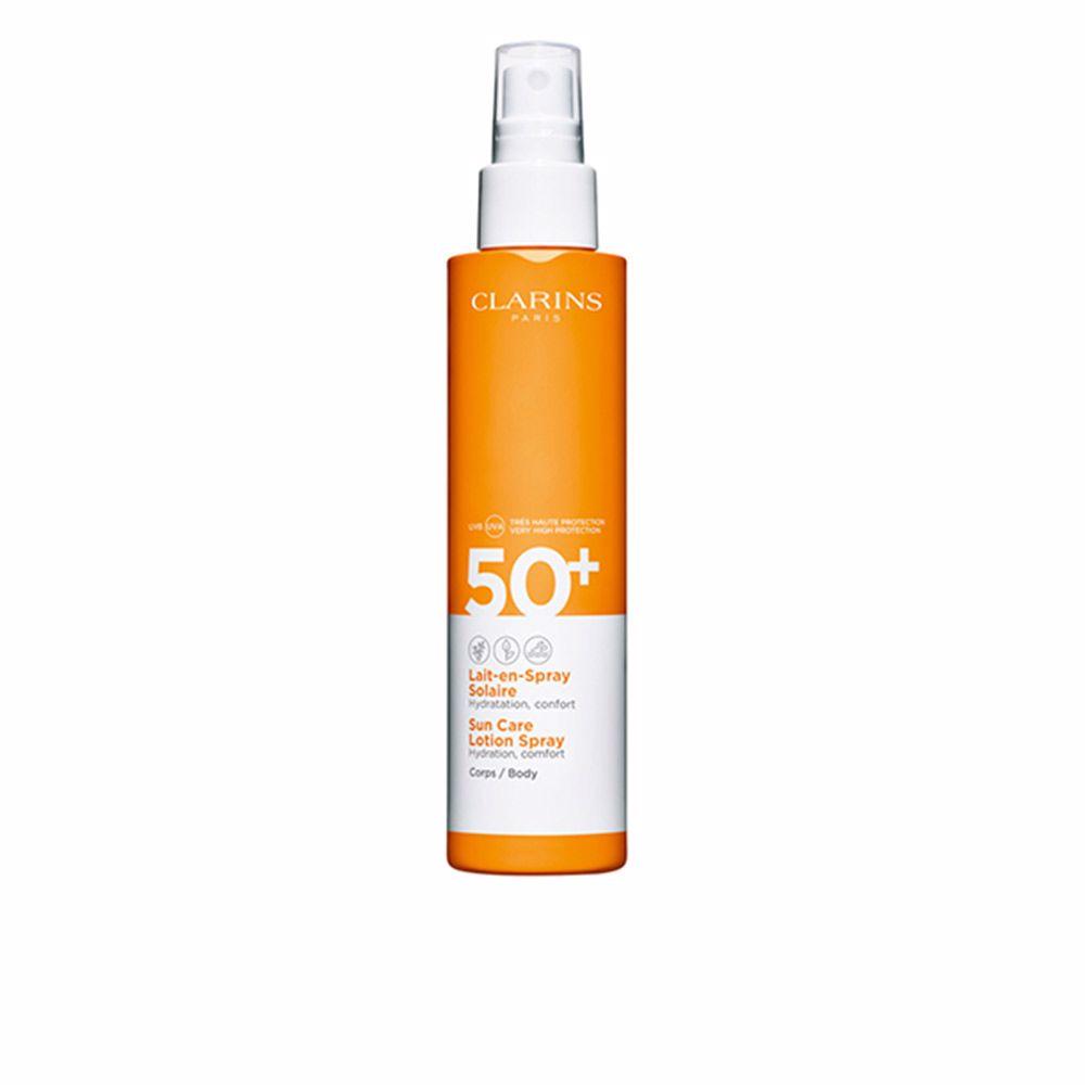 SOLAIRE lait en spray SPF50