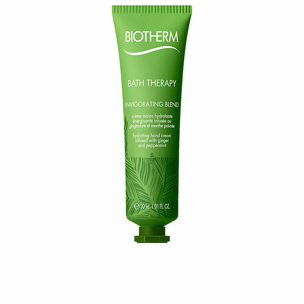 BATH THERAPY invigorating blend hydrating hands cream