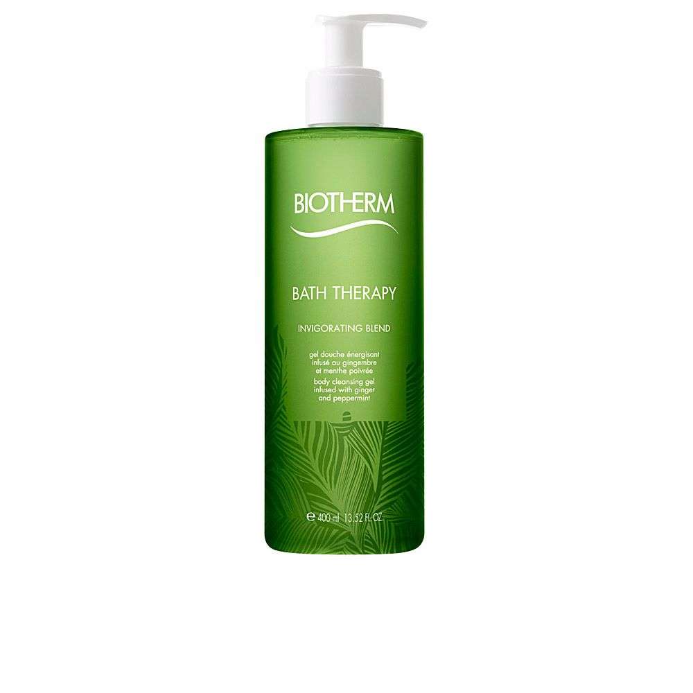 BATH THERAPY invigorating blend body cleansing gel