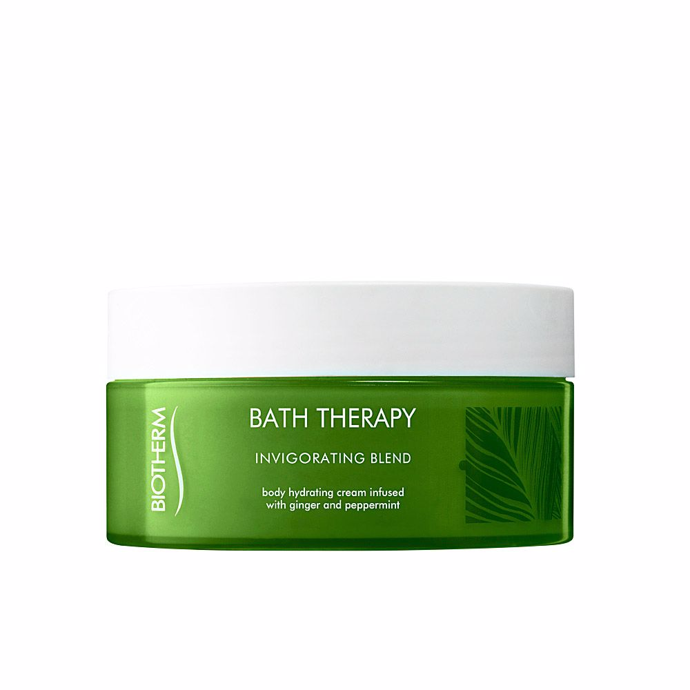 BATH THERAPY invigorating blend body hydrating cream