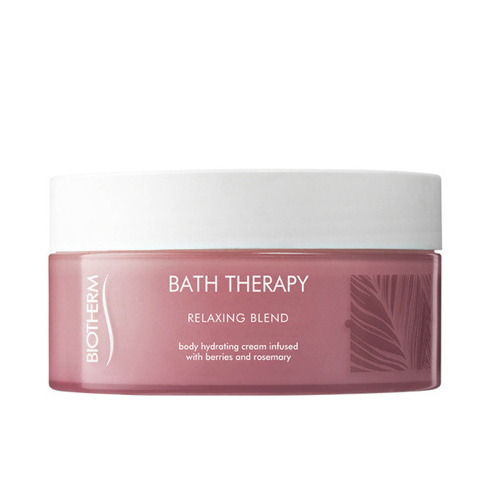 BATH THERAPY relaxing blend body hydrating cream