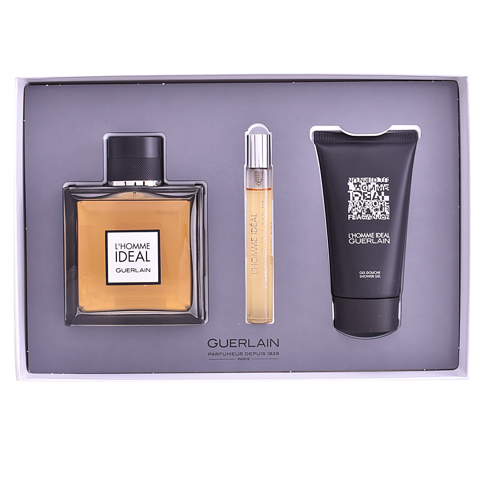 Guerlain Eau De Parfum Lhomme Ideal Set Products Perfumes Club