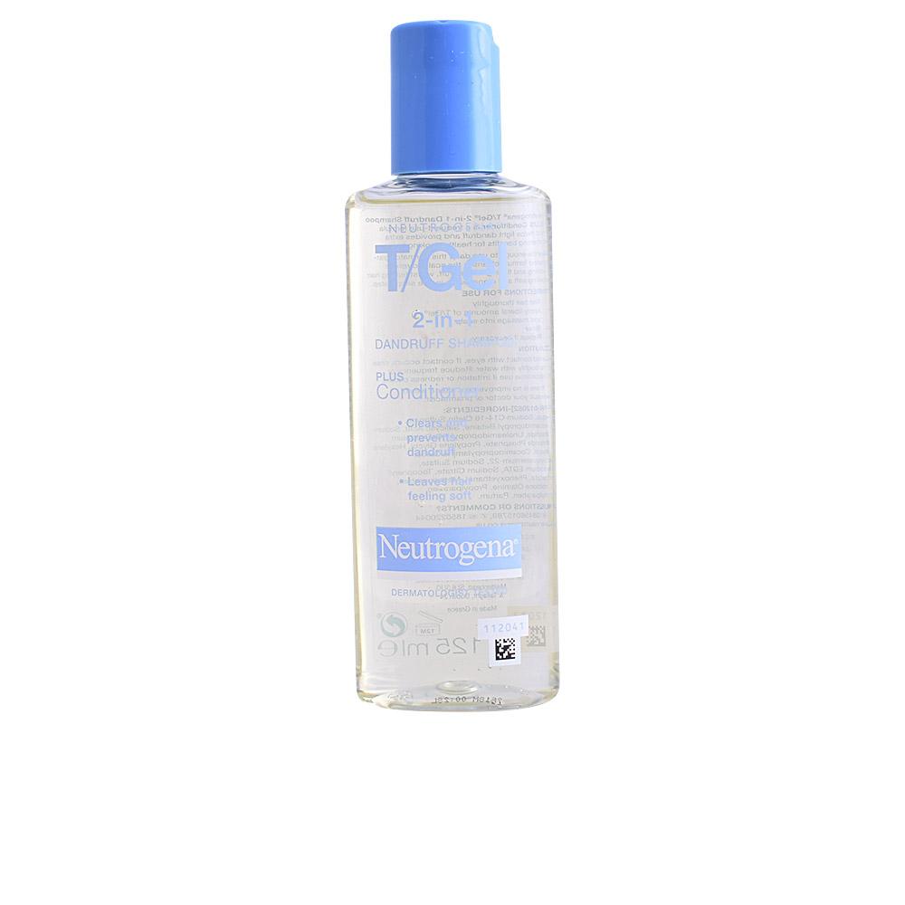 T/GEL  2in1 dandruff shampoo