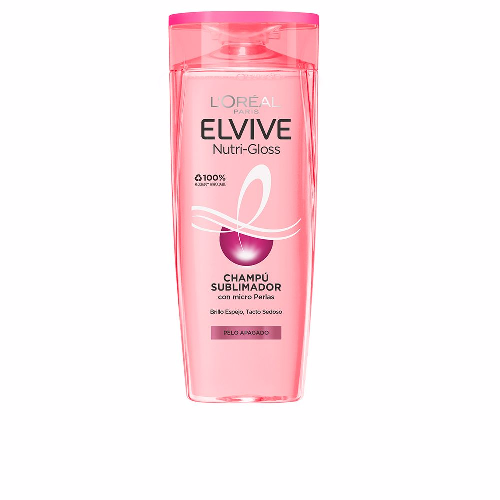 ELVIVE NUTRI-GLOSS champú sublimador