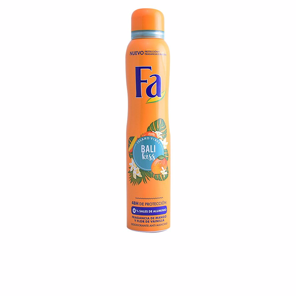 BALI KISS mango & vanilla deodorant spray