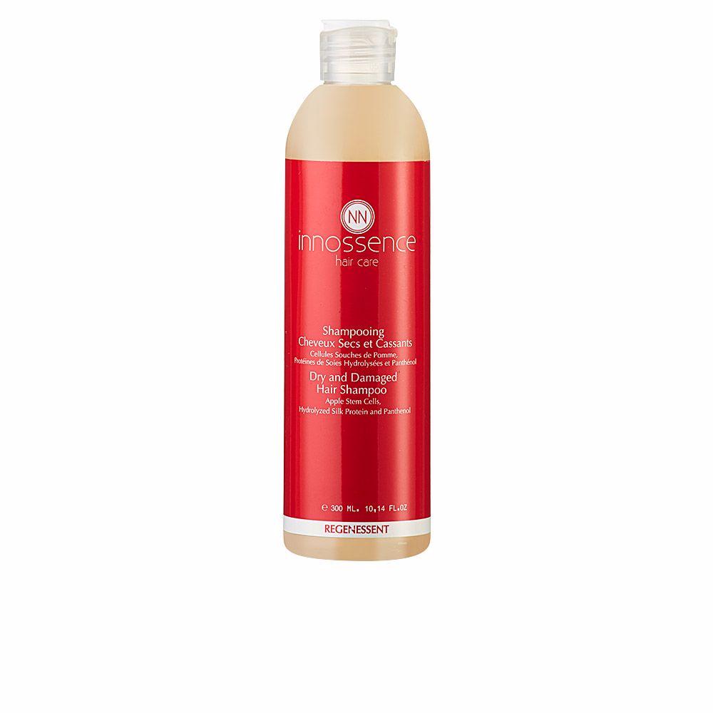 REGENESSENT shampooing cheveux secs et cassants
