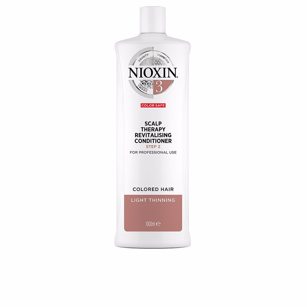 SYSTEM 3 scalp revitaliser fine hair conditioner