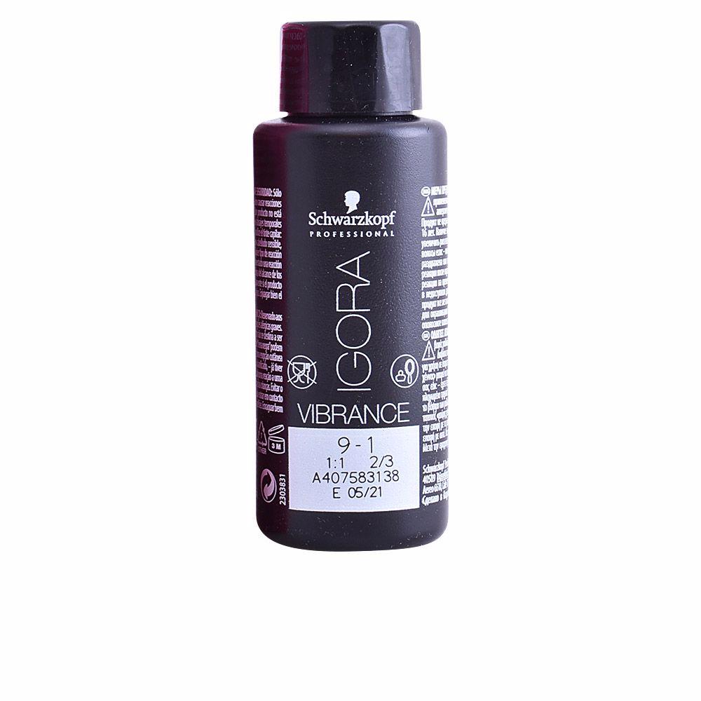 IGORA VIBRANCE ammonia free 9-1