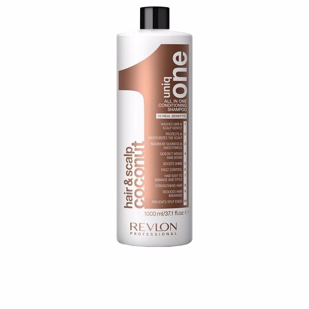 UNIQ ONE COCONUT conditioning shampoo