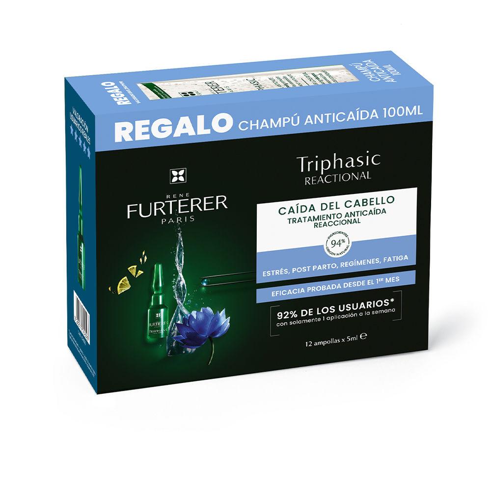 TRIPHASIC ANTI-HAIR LOSS RF80 treatment vials