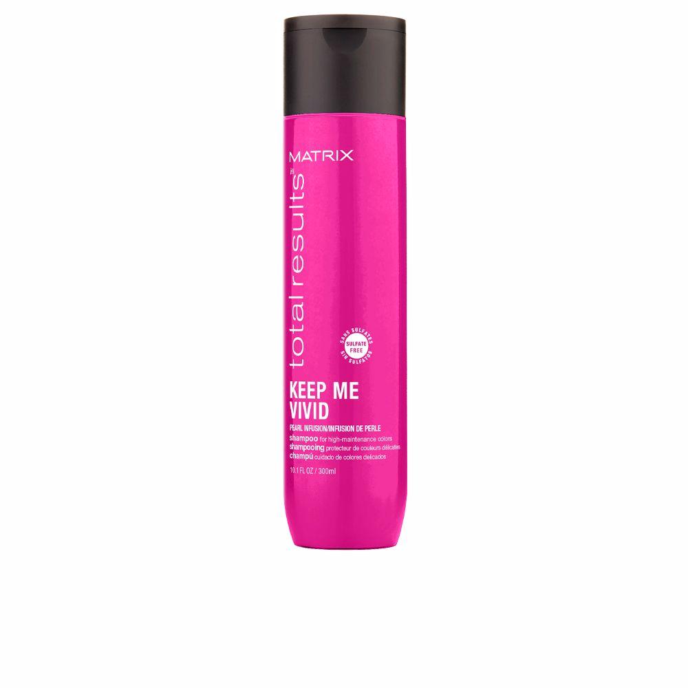 TOTAL RESULTS KEEP ME VIVID shampoo