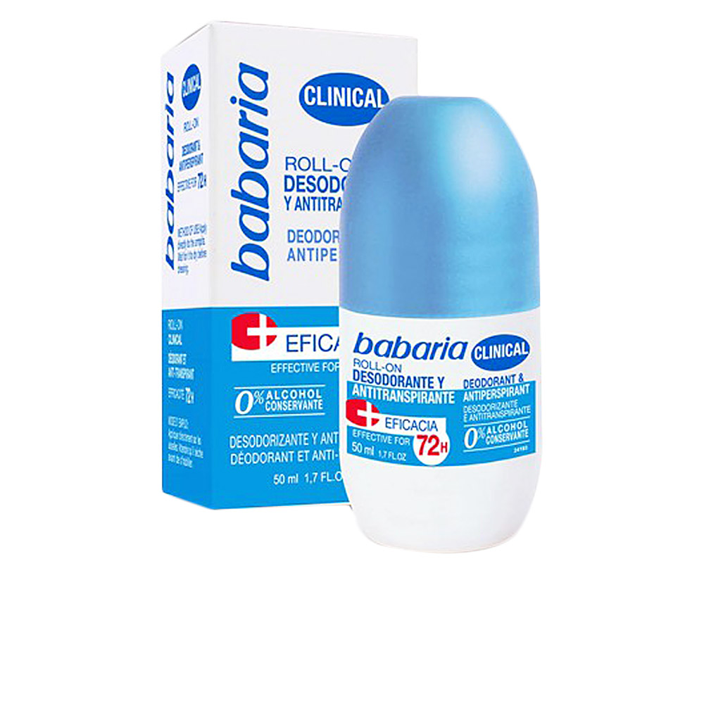 CLINICAL 0% 72h deo roll-on