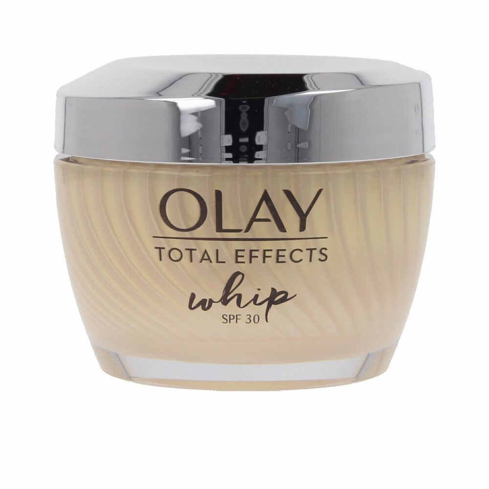 WHIP TOTAL EFFECTS crema hidratante activa SPF30