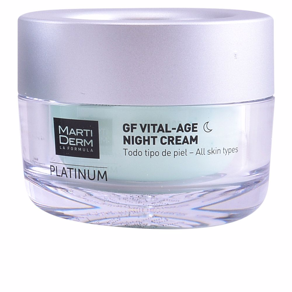 PLATINUM GF VITAL AGE night cream