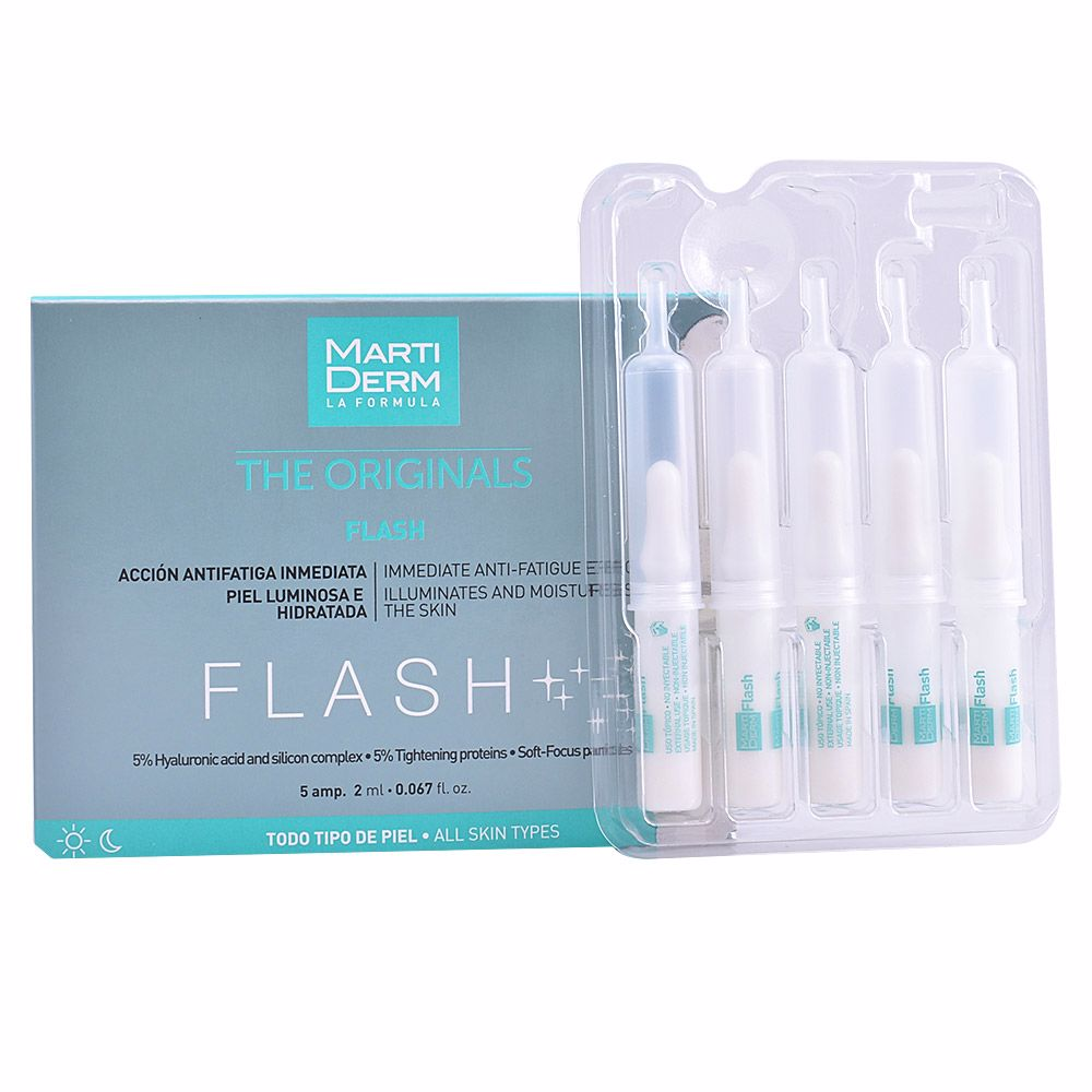 THE ORIGINALS FLASH ampoules