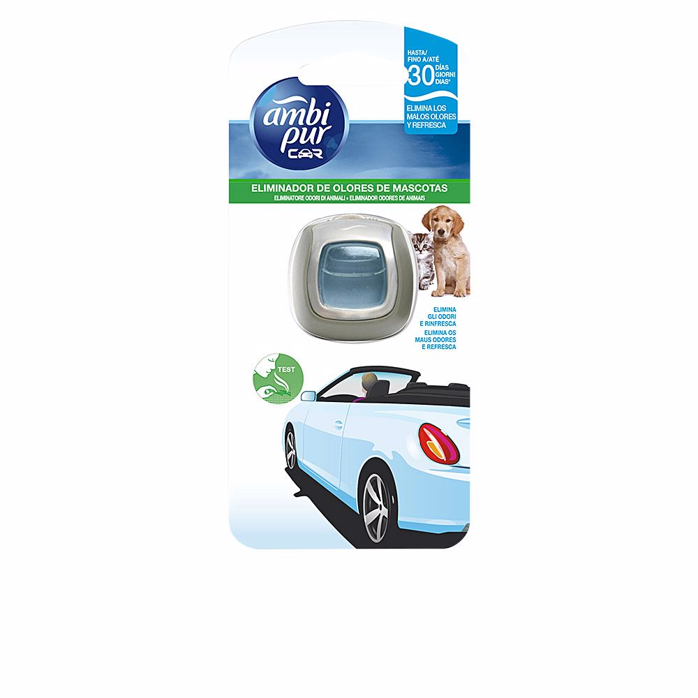 CAR ambientador desechable #pet care