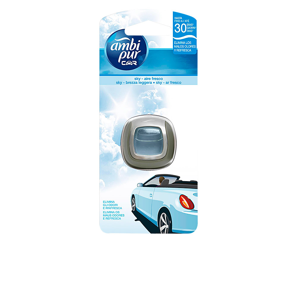 CAR ambientador desechable #fresh air
