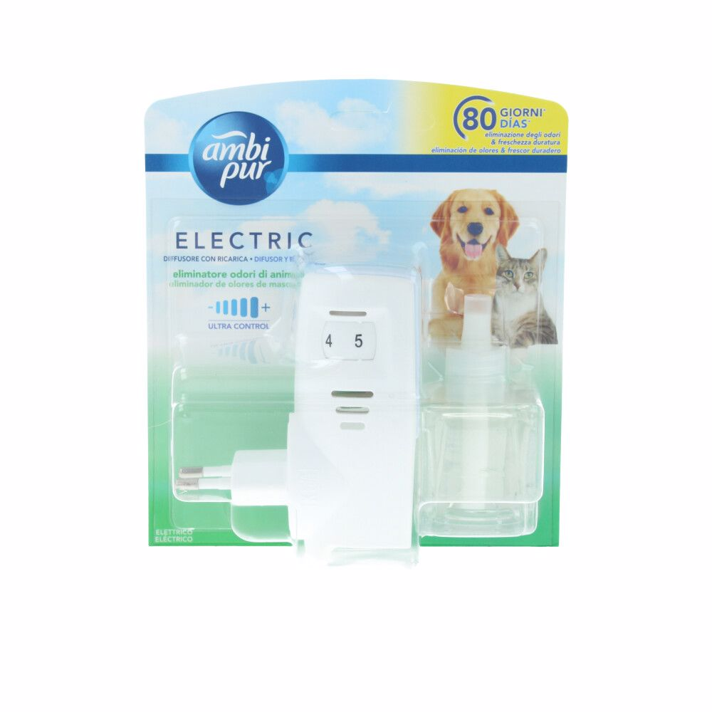 ELECTRICO ambientador completo #pet care