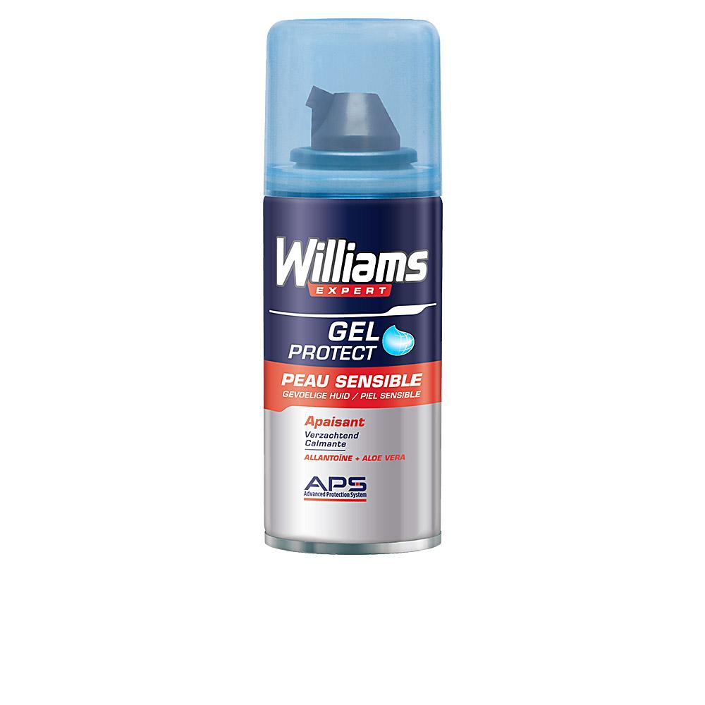 PROTECT shaving gel sensitive skin