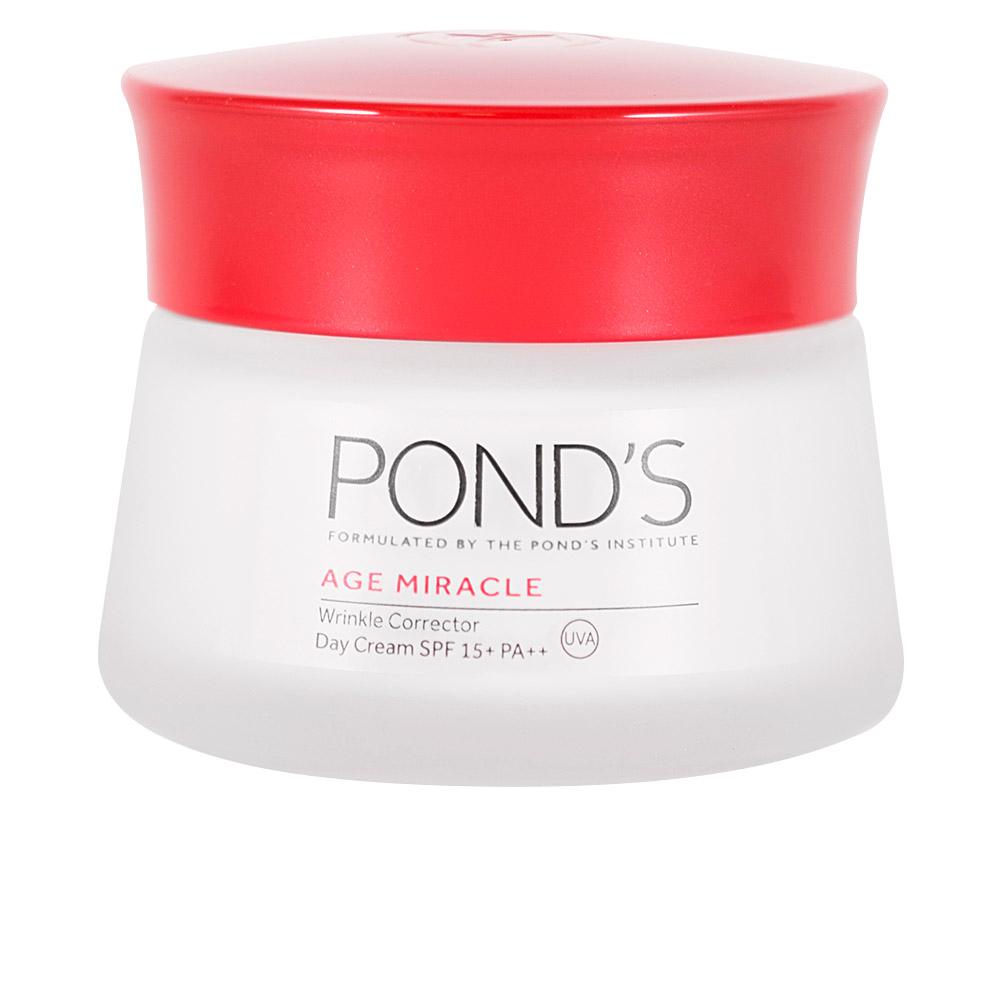 AGE MIRACLE crema correctora antiarrugas día SPF15