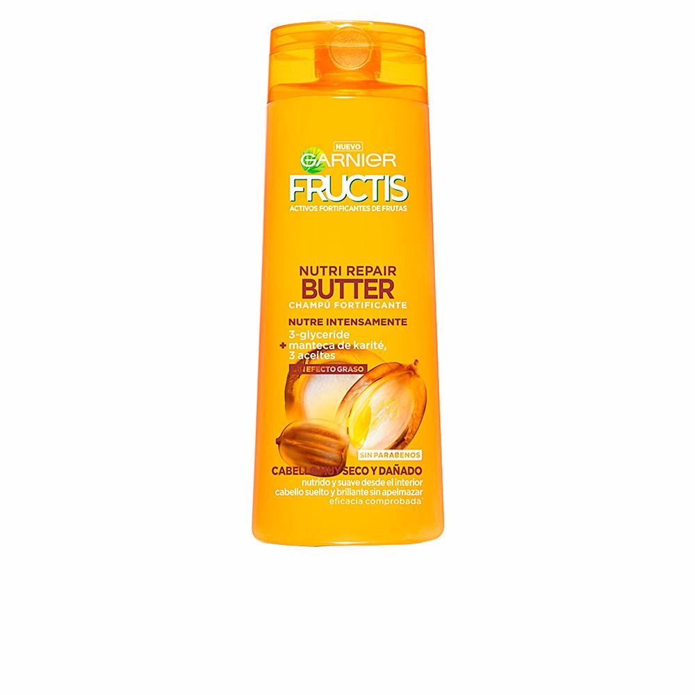 FRUCTIS NUTRI REPAIR 3 BUTTER champú