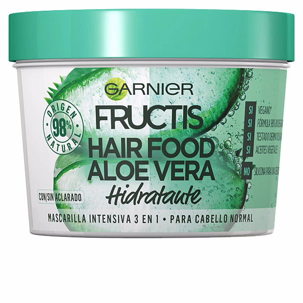 FRUCTIS HAIR FOOD aloe mascarilla hidratante