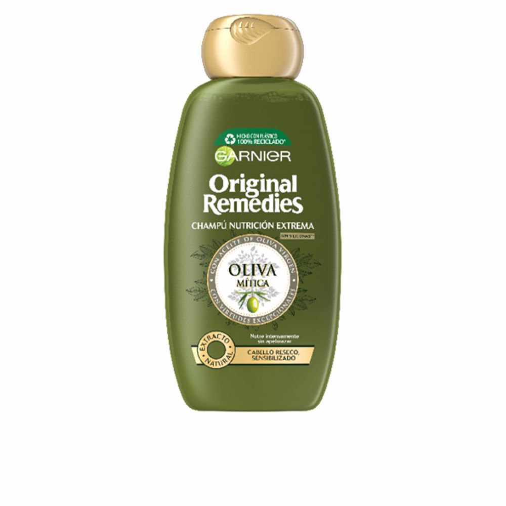ORIGINAL REMEDIES champú oliva mítica