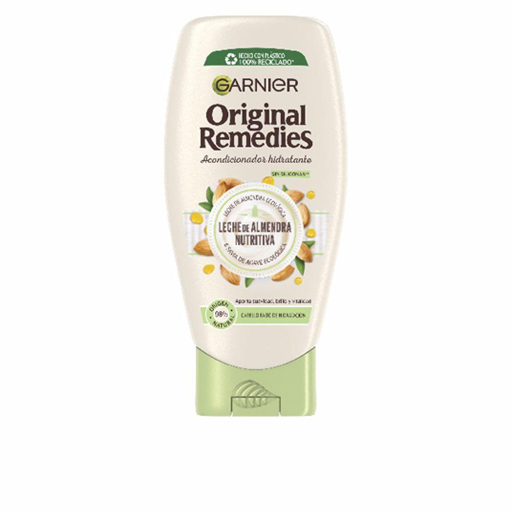 ORIGINAL REMEDIES leche almendras acondicionador