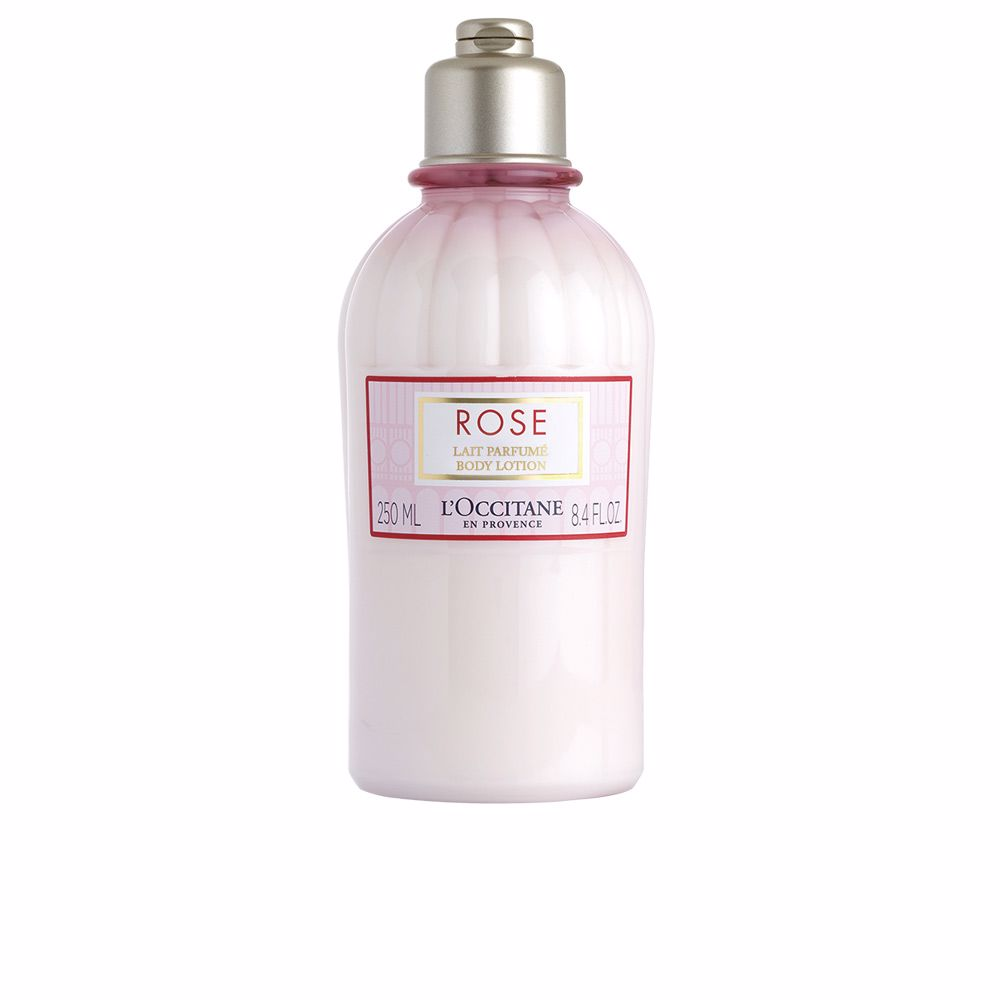 ROSE lait parfumée