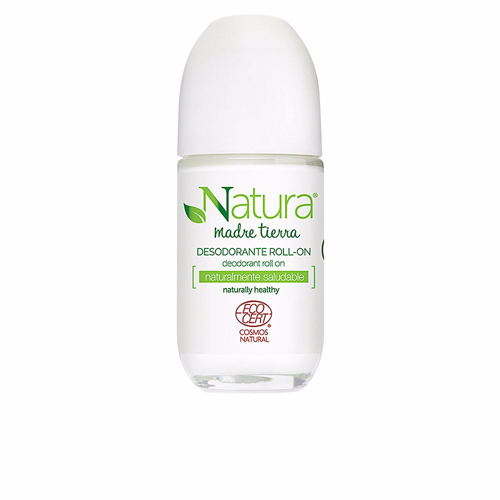 NATURA MADRE TIERRA ECOCERT deodorant roll-on