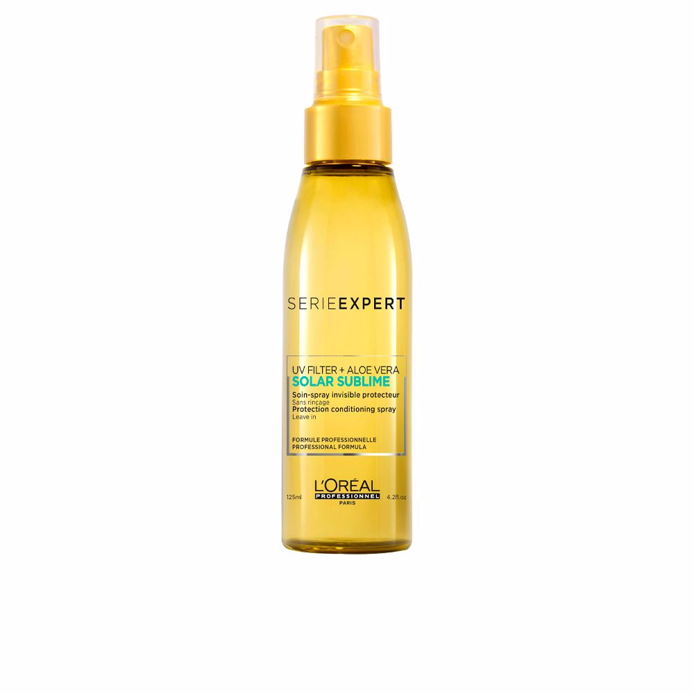 SOLAR SUBLIME soin-spray invisible protecteur