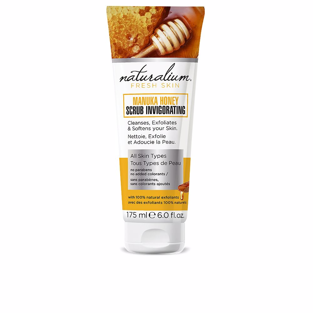 MANUKA HONEY scrub invigorating