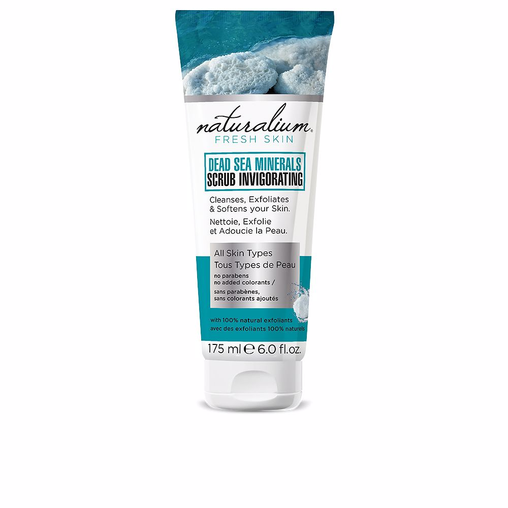 DEAD SEA MINERALS scrub invigorating
