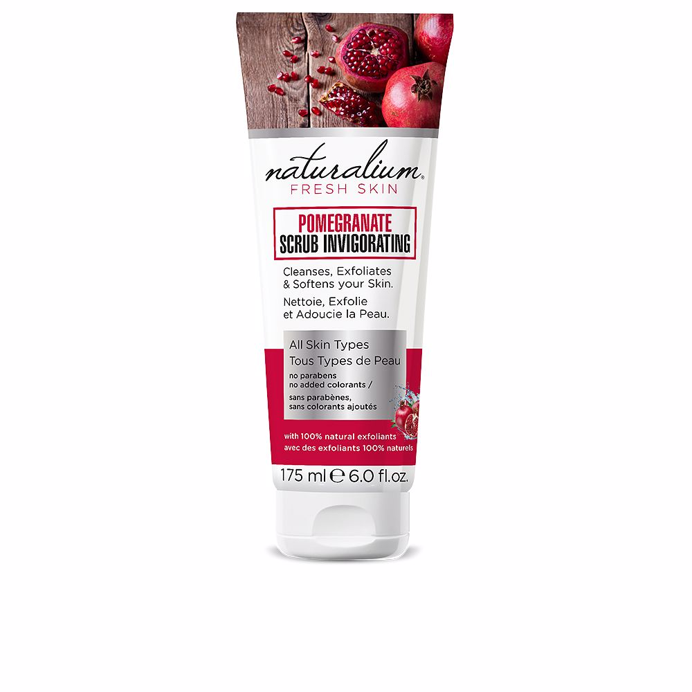 POMEGRANATE scrub invigorating