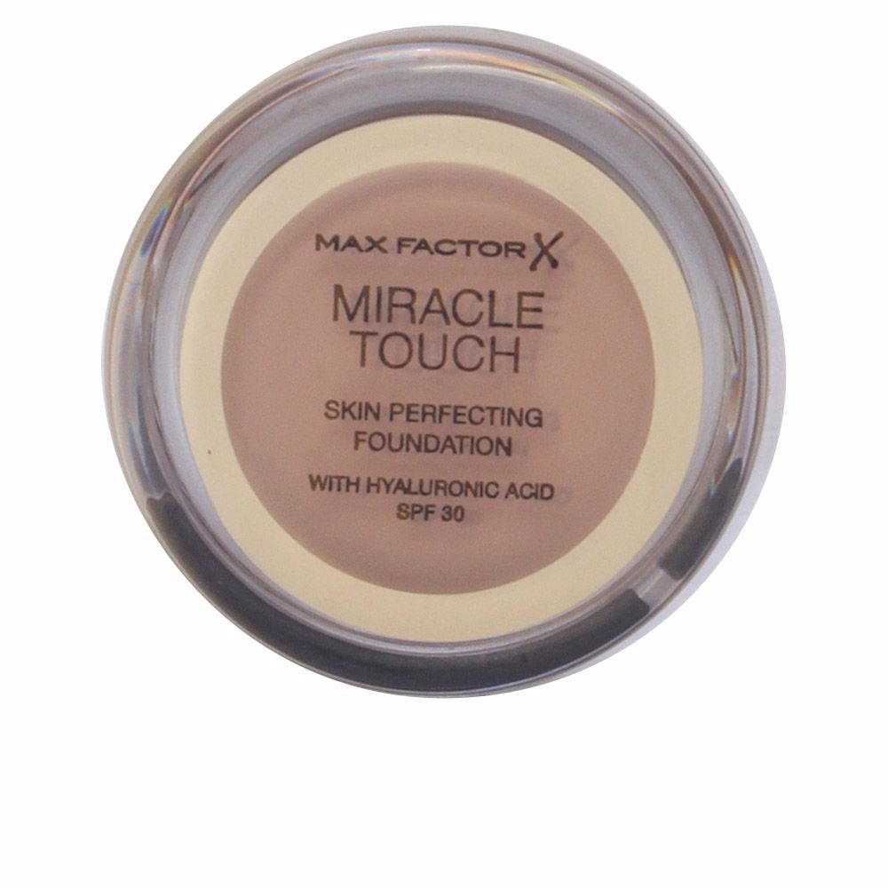 MIRACLE TOUCH liquid illusion foundation
