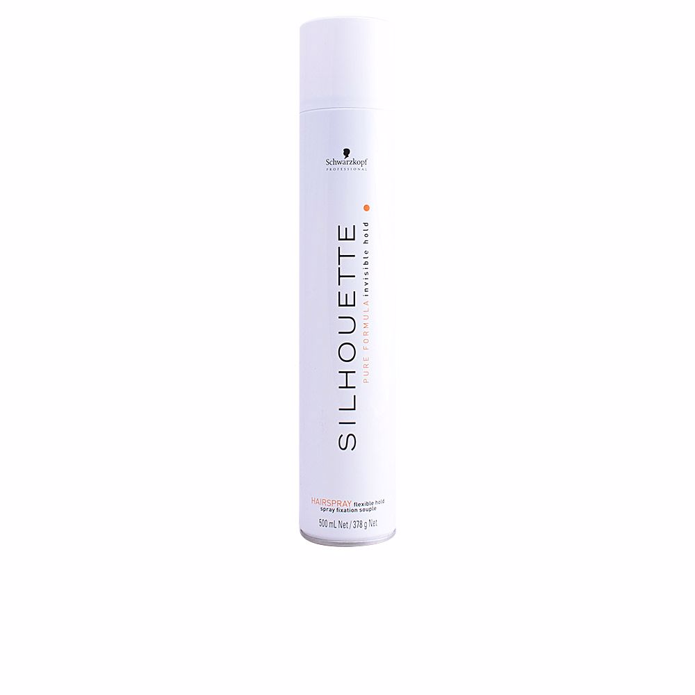 SILHOUETTE flexible hold hairspray