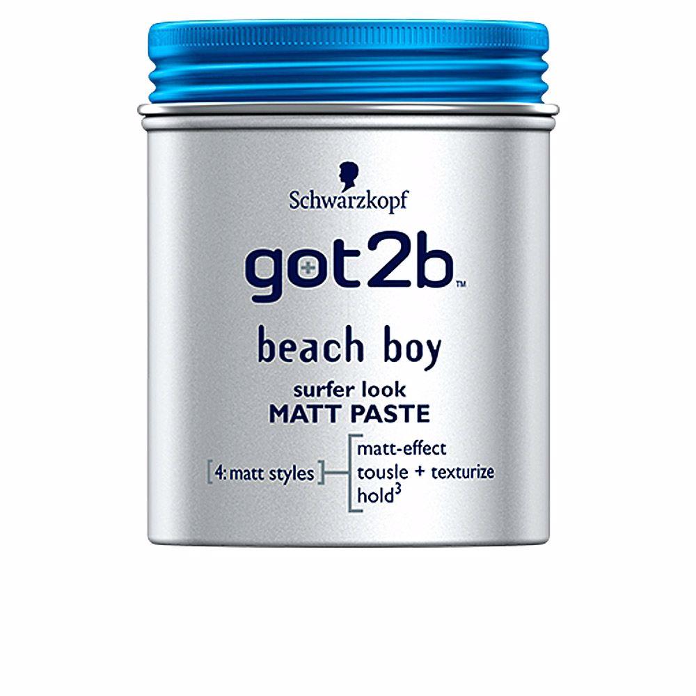 GOT2B BEACH BOY matt paste sufer look