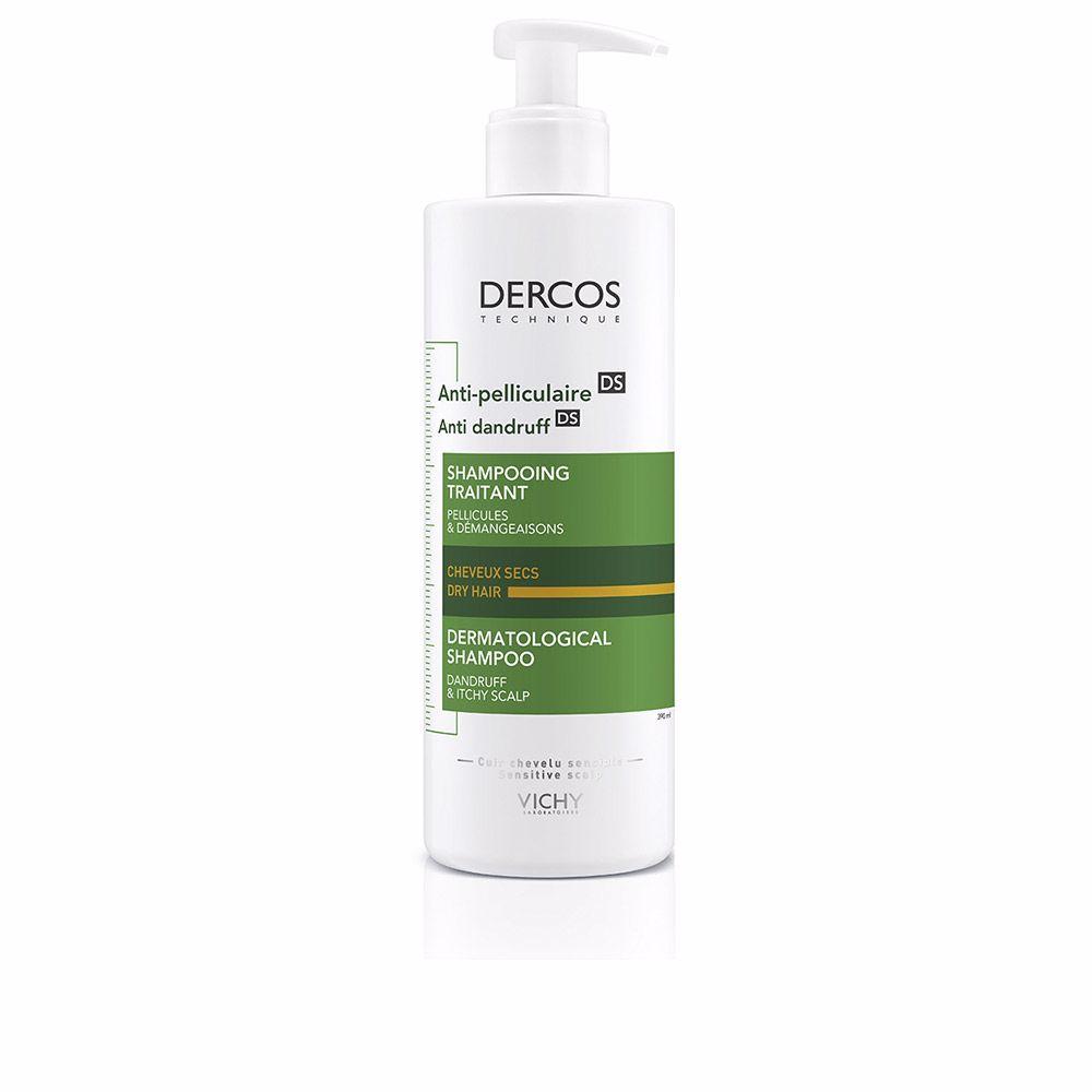 DERCOS anti-pelliculaire secs shampooing traitant