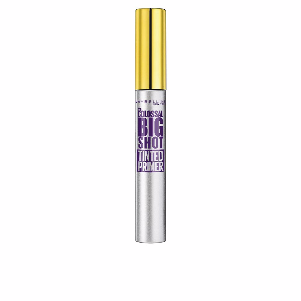 COLOSSAL BIG SHOT tinted fiber primer mascara