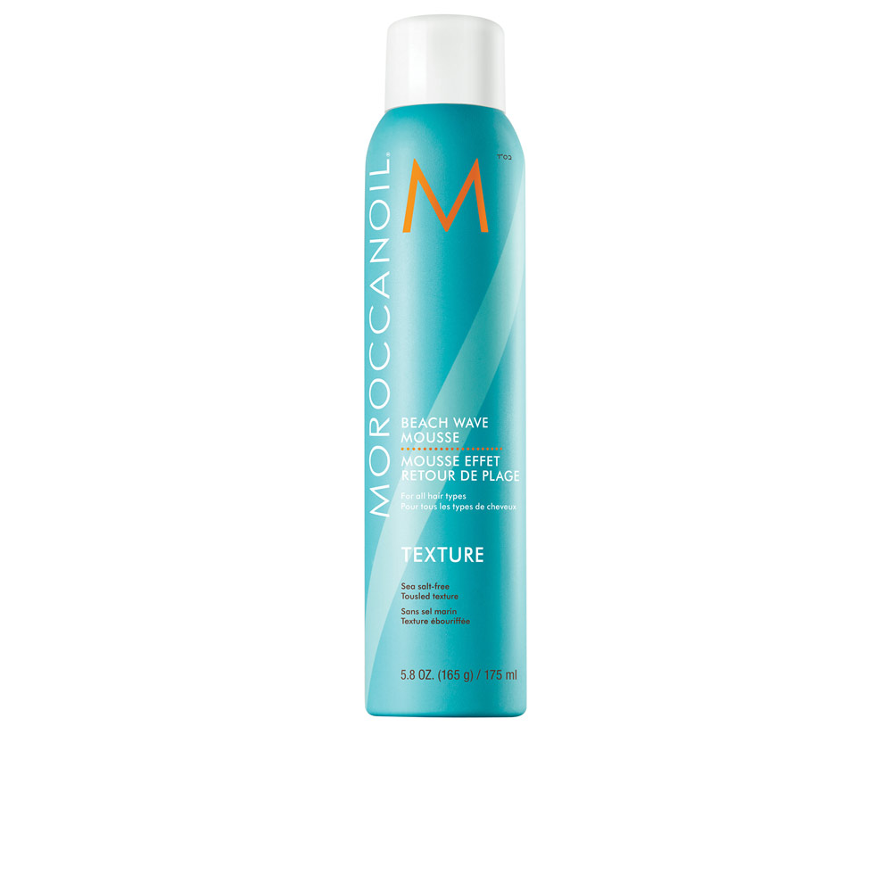 TEXTURE beach wave mousse
