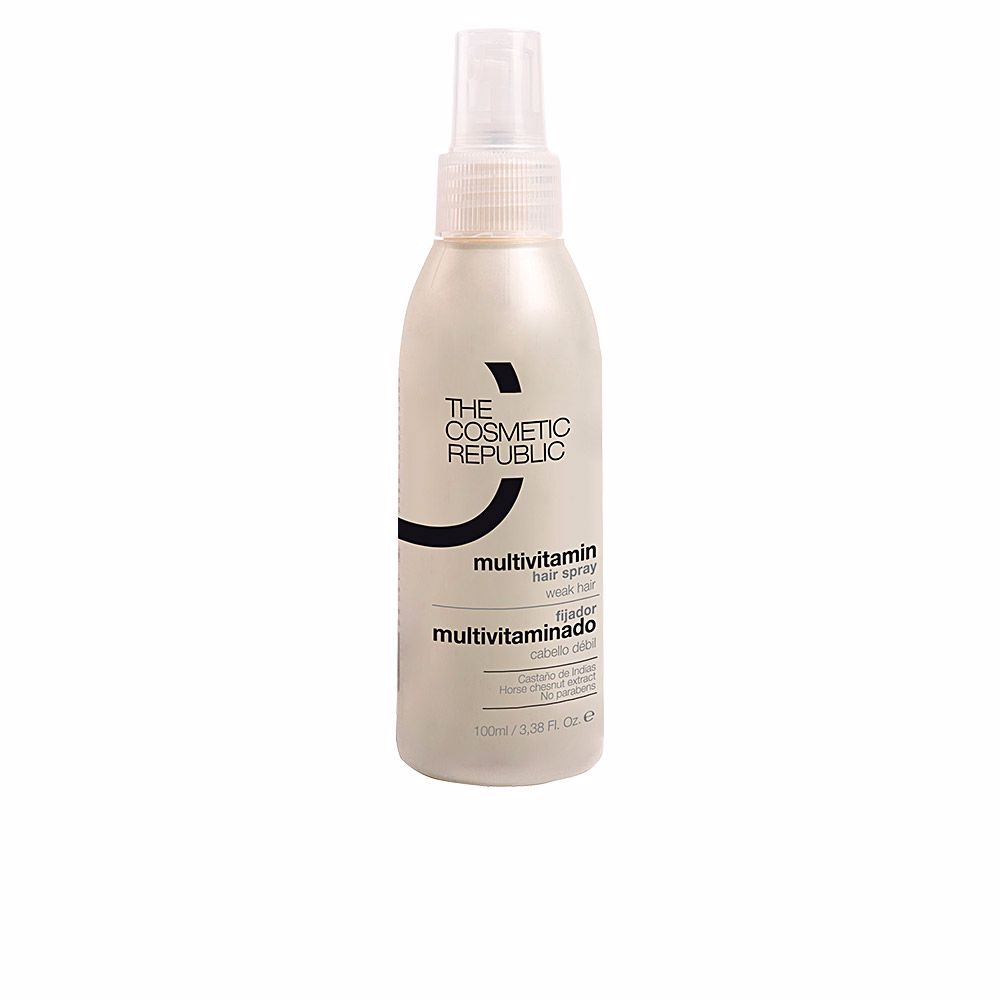MULTI-VITAMIN fibrehold spray
