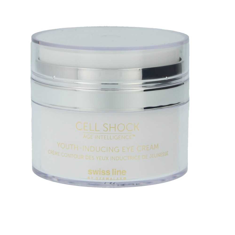 CELL SHOCK AGE INTELLIGENCE YOUTH INDUCING eye cream