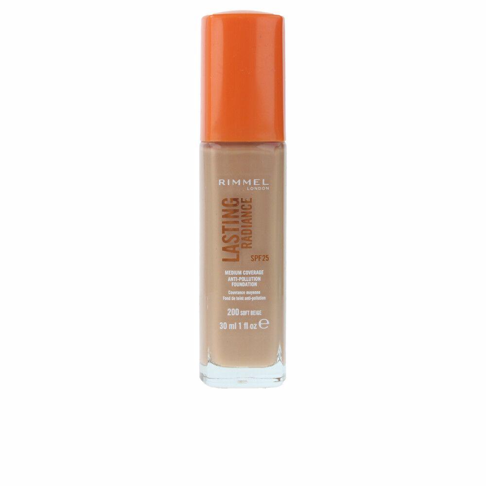 Lasting Radiance foundation SPF25 #200-soft beige