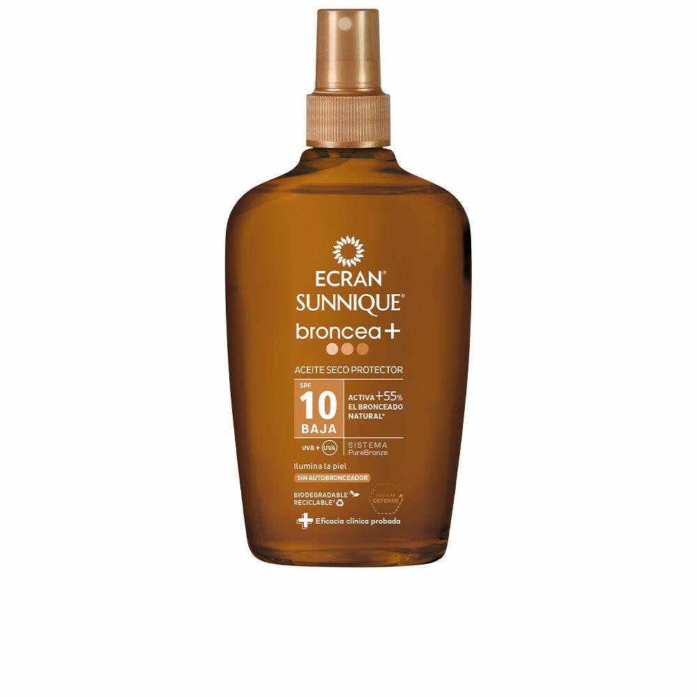ECRAN SUNNIQUE oil spray SPF10