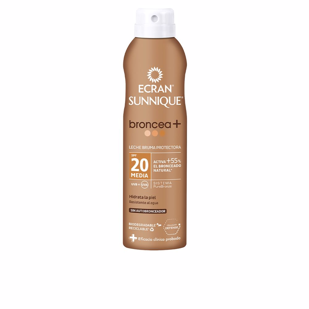 SUN LEMONOIL BRONCEA+ spray SPF20